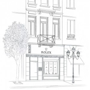 Rolex Bruxelles