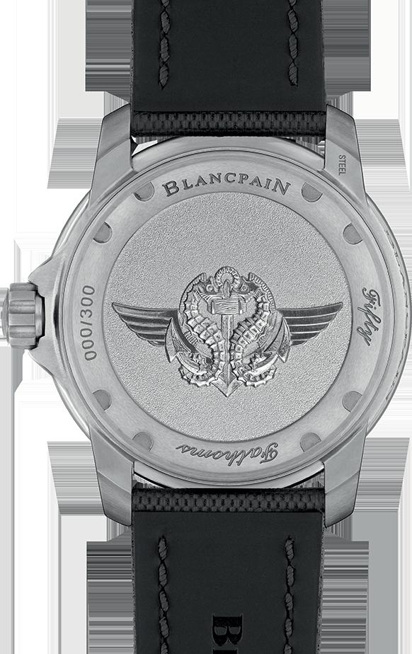 Blancpain-Fifty-Fathoms-Nageurs-de-Combat-Automatique-Hall-of-Time-5015E-1130-B52A*