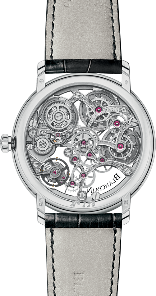 Blancpain-Métiers-d'Art-Squelette-8-Jours-Hall-of-Time-6633-1500-55B*