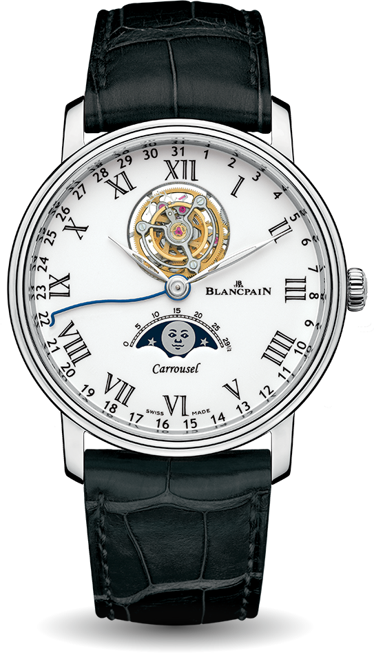 Blancpain-Villeret-Carrousel-Phase-de-Lune-Hall-of-Time-6622L-3431-55B