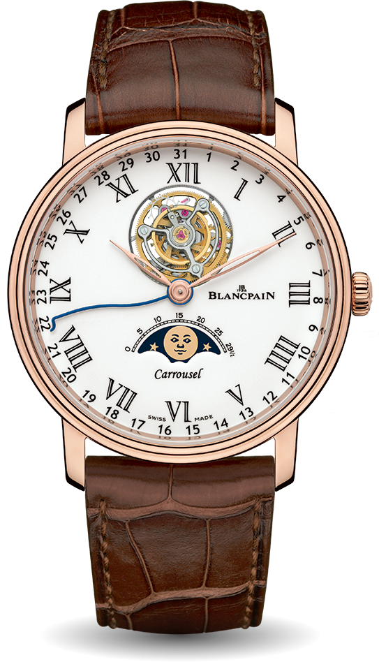 Blancpain-Villeret-Carrousel-Phase-de-Lune-Hall-of-Time-6622L-3631-55B