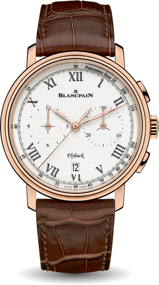 Blancpain-Villeret-Chronographe-Flyback-Pulsomètre-Hall-of-Time-6680F-3631-55B