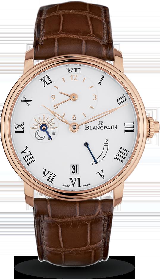 Blancpain-Villeret-Demi-Fuseau-Horaire-8-Jours-Hall-of-Time-6661-3631-55B