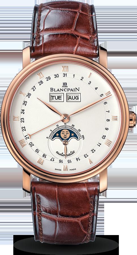Blancpain-Villeret-Quantième-Complet-Hall-of-Time-6263-3642-55A