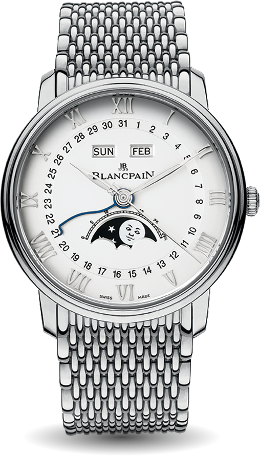 Blancpain-Villeret-Quantième-Complet-Hall-of-Time-6654-1127-MMB