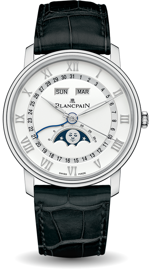 Blancpain-Villeret-Quantième-Complet-Hall-of-Time-6654A-1127-55B