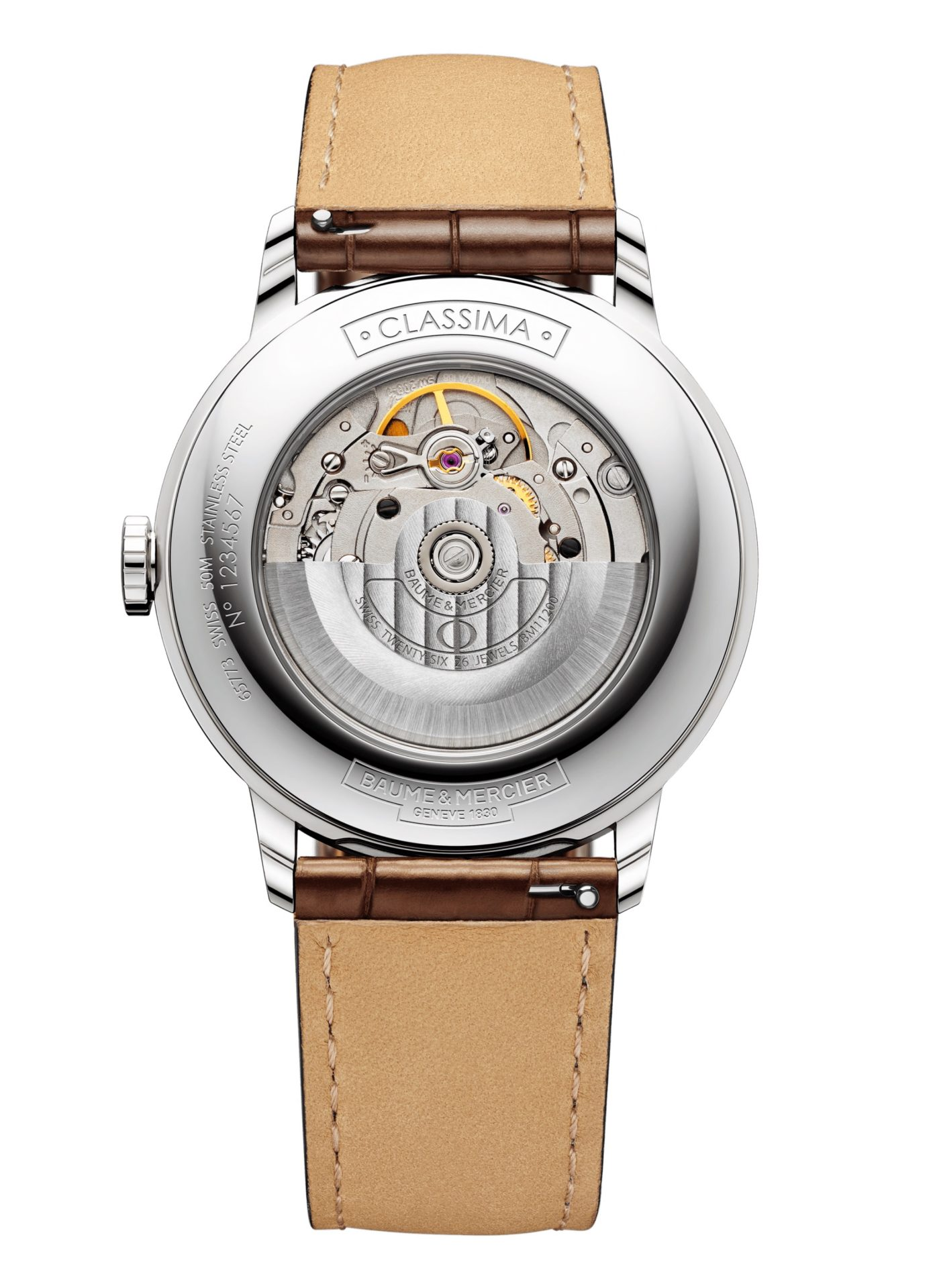 Baume-&-Mercier-Classima-10263*-Hall-of-Time
