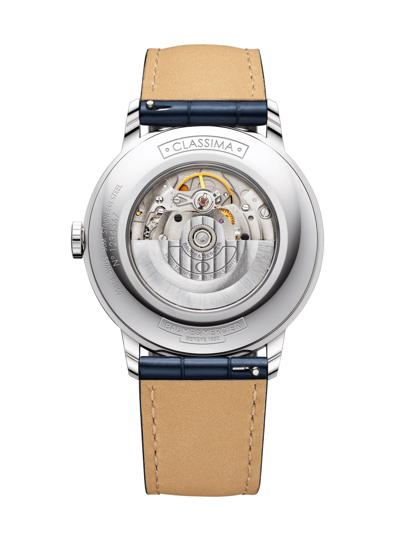 Baume-&-Mercier-Classima-10333*-Hall-of-Time