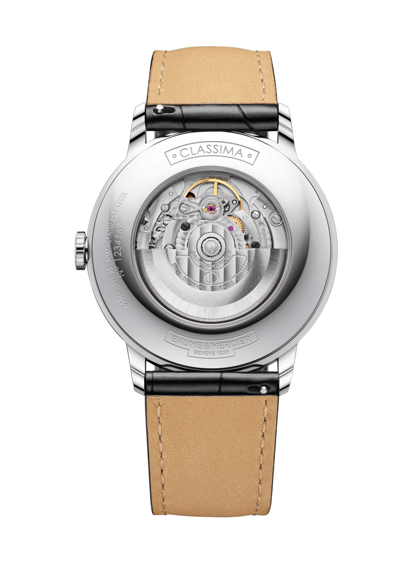 Baume-&-Mercier-Classima-10480*-Hall-of-Time