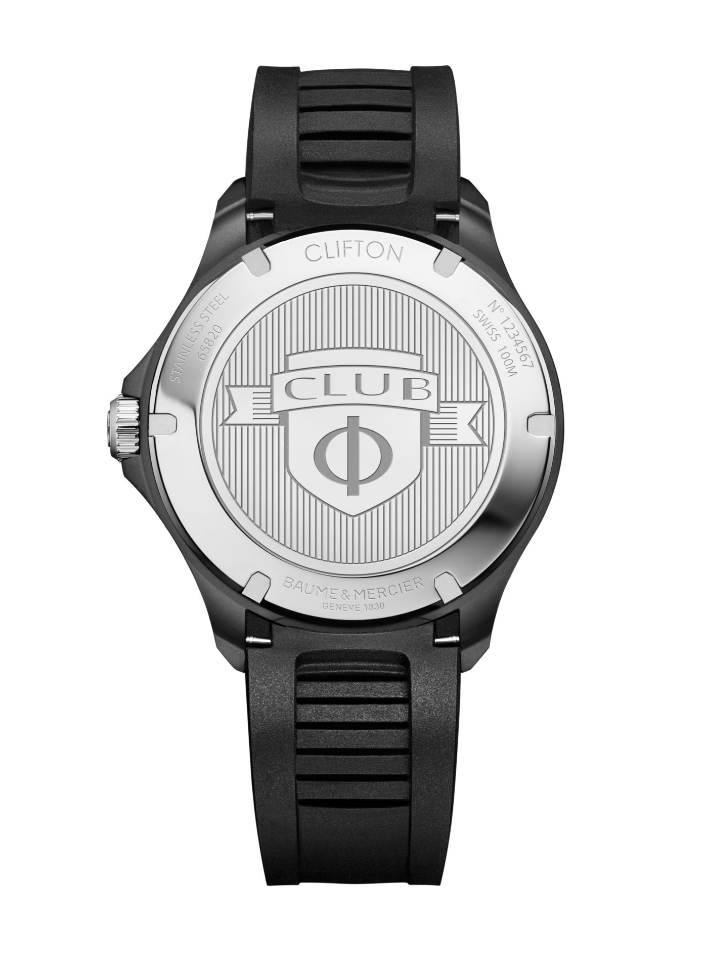 Baume-&-Mercier-Clifton-Club-10339*-Hall-of-Time