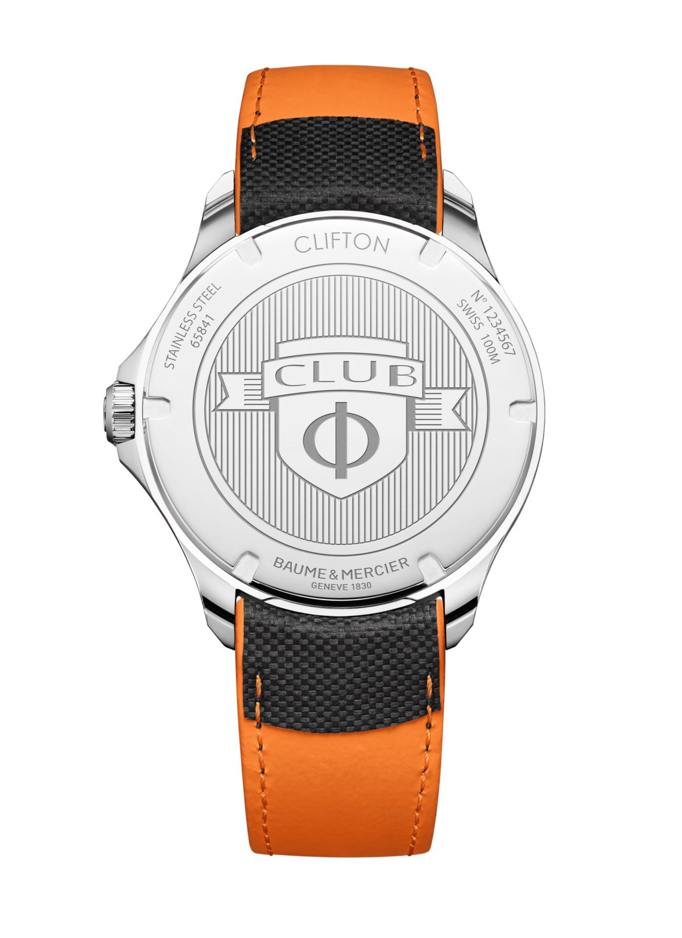 Baume-&-Mercier-Clifton-Club-10410*-Hall-of-Time
