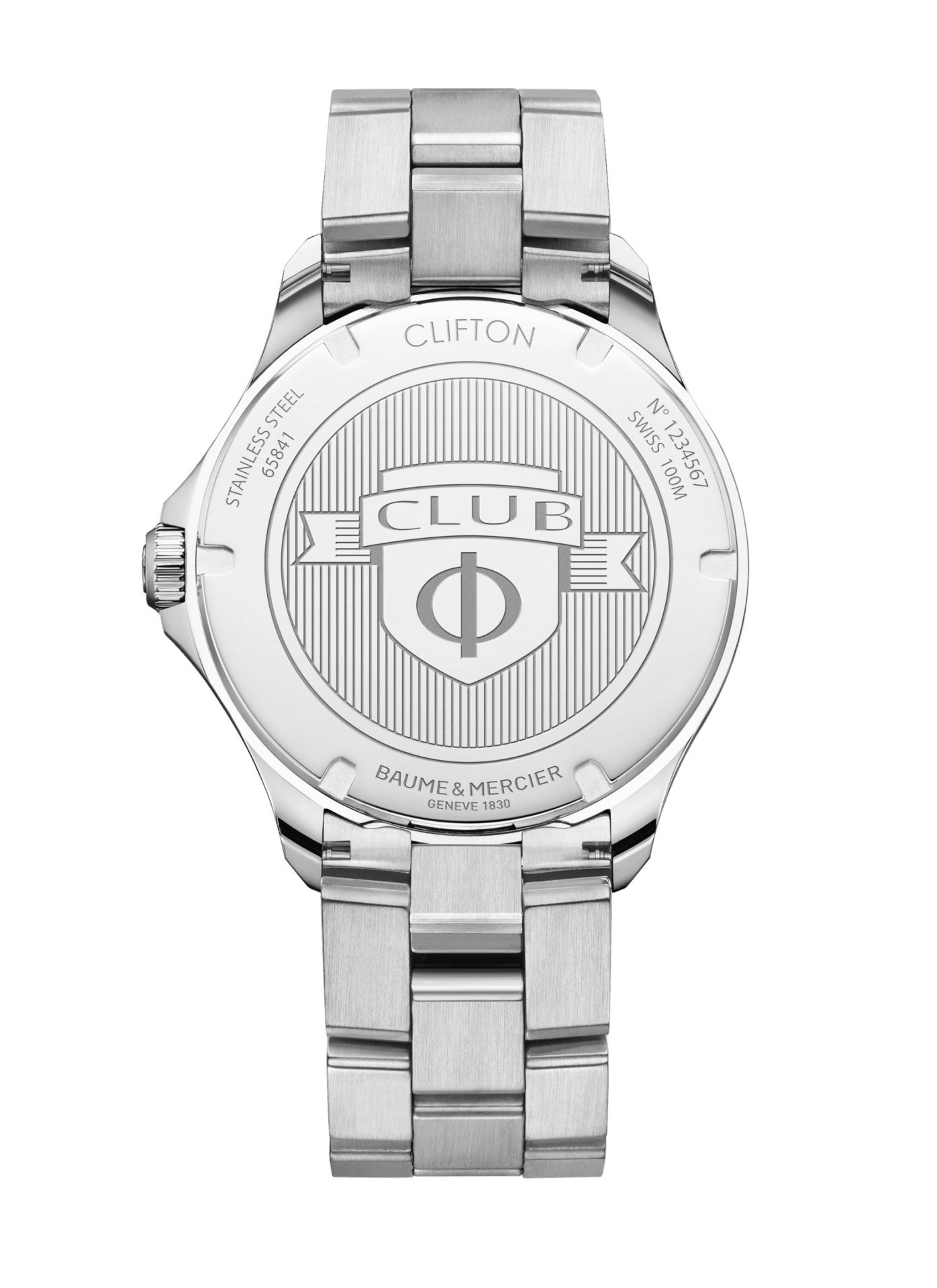 Baume-&-Mercier-Clifton-Club-10413*-Hall-of-Time