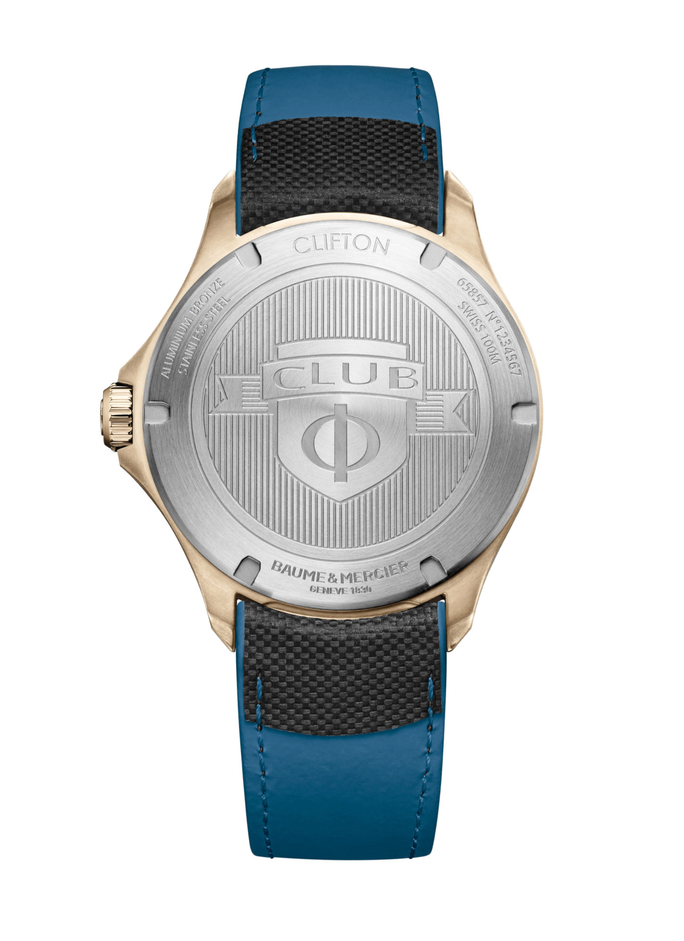 Baume-&-Mercier-Clifton-Club-10500*-Hall-of-Time