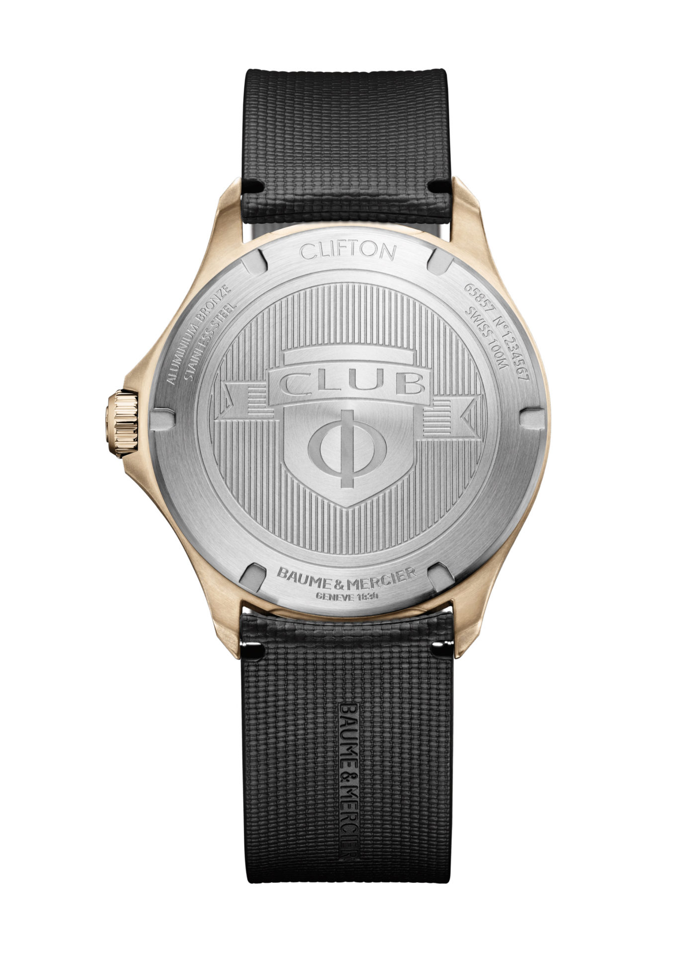 Baume-&-Mercier-Clifton-Club-10501*-Hall-of-Time