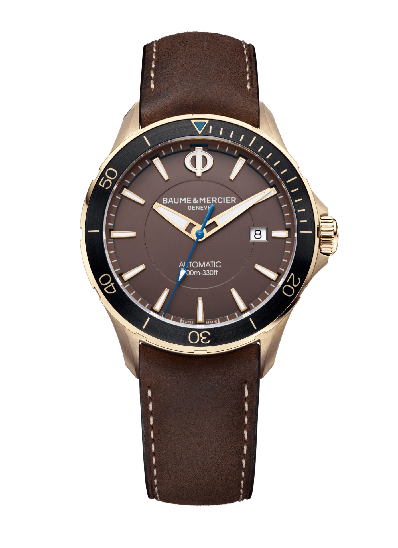 Baume-&-Mercier-Clifton-Club-10501**-Hall-of-Time