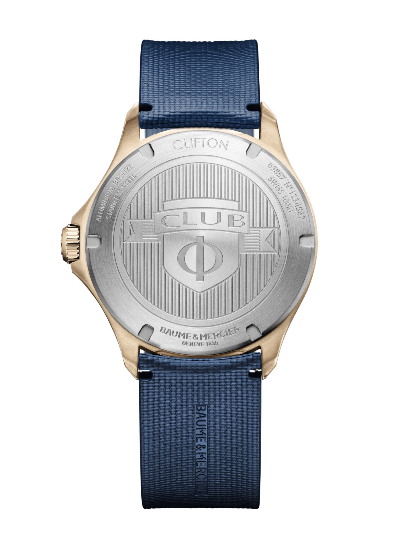 Baume-&-Mercier-Clifton-Club-10502*-Hall-of-Time