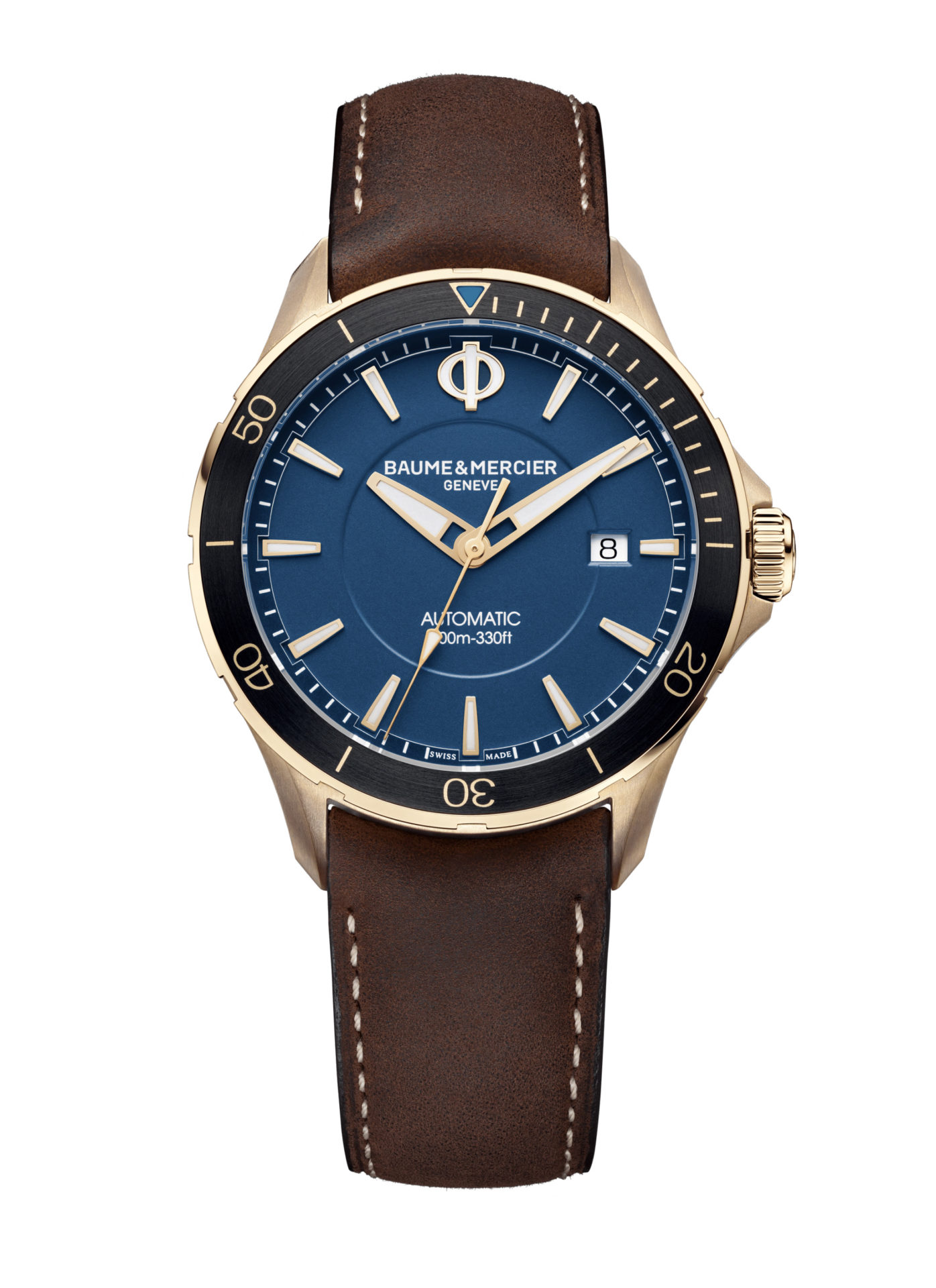 Baume-&-Mercier-Clifton-Club-10502**-Hall-of-Time