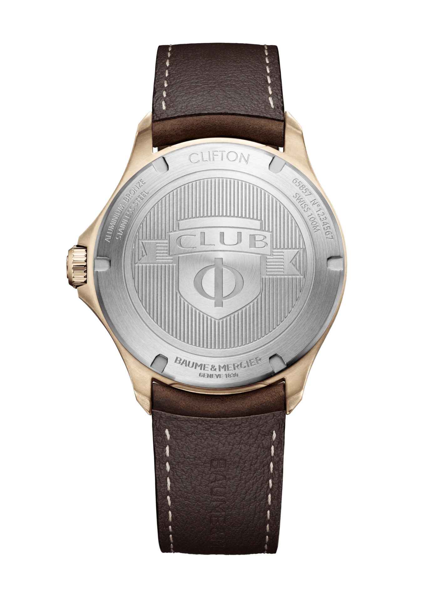 Baume-&-Mercier-Clifton-Club-10502***-Hall-of-Time