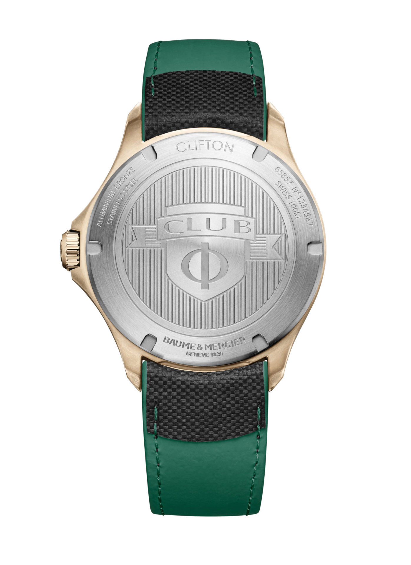 Baume-&-Mercier-Clifton-Club-10503*-Hall-of-Time