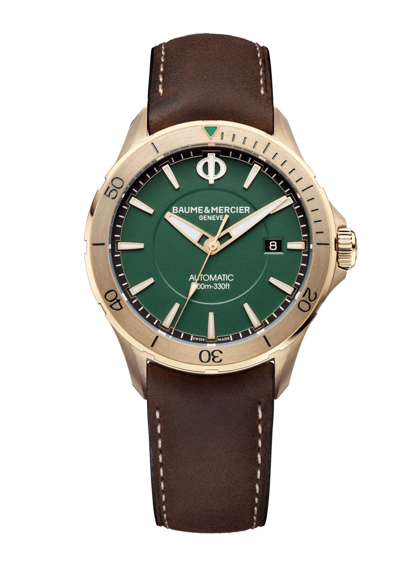 Baume-&-Mercier-Clifton-Club-10503**-Hall-of-Time