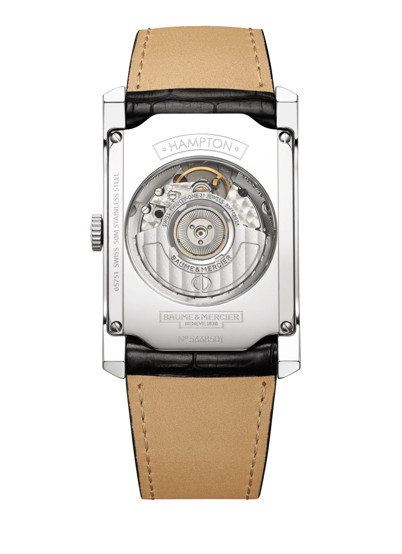 Baume-&-Mercier-Hampton-10155*-Hall-of-Time