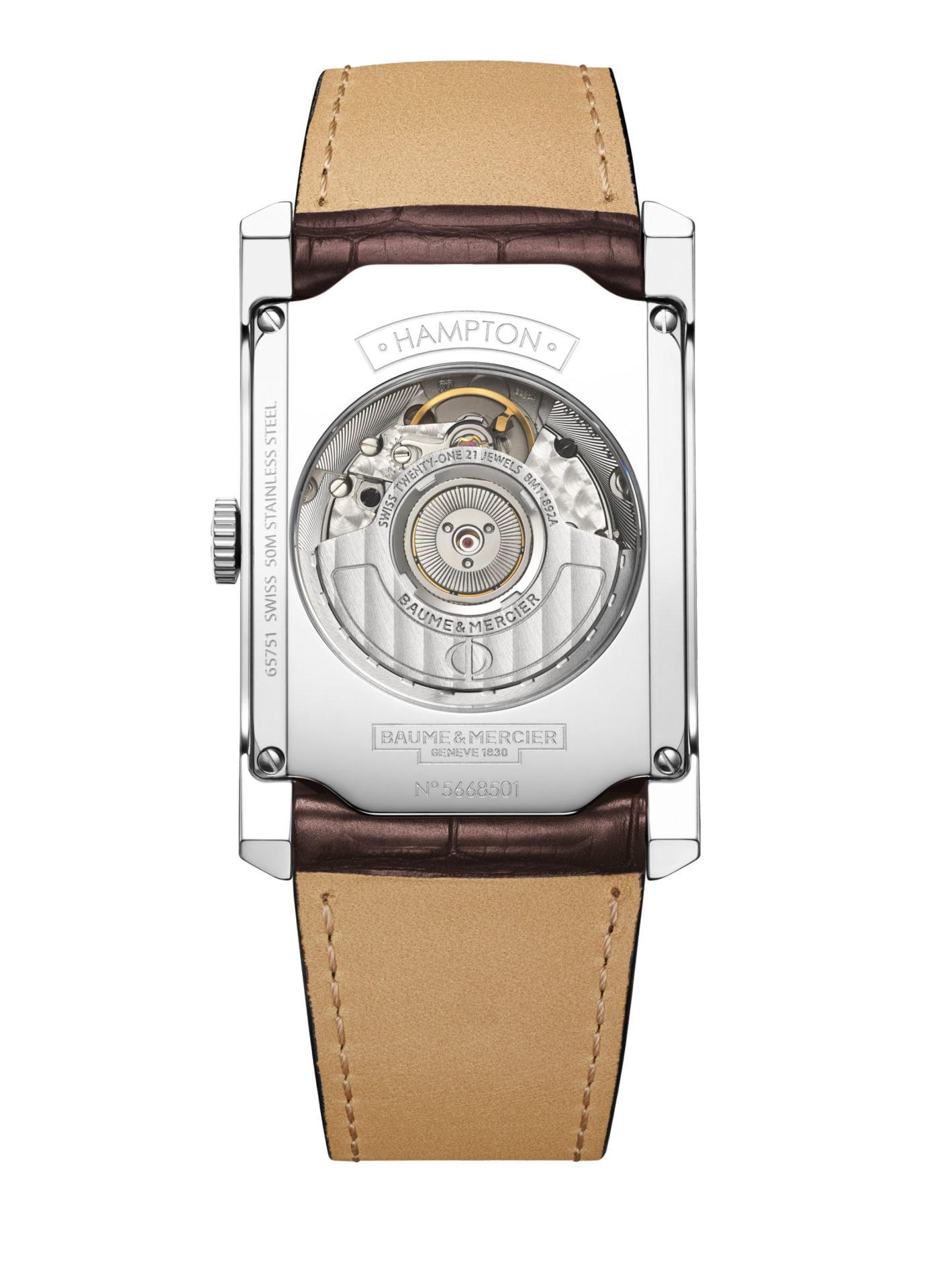 Baume-&-Mercier-Hampton-10156*-Hall-of-Time
