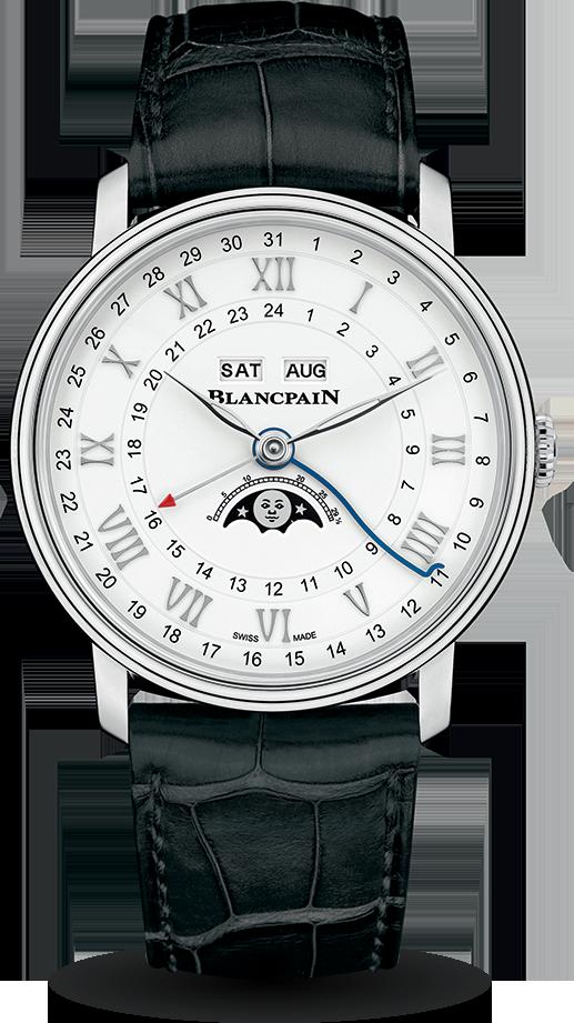 Blancpain-Villeret-Quantième-Complet-Phases-de-Lune-Hall-of-Time-6676-1127-55B
