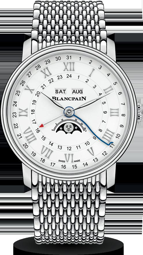 Blancpain-Villeret-Quantième-Complet-Phases-de-Lune-Hall-of-Time-6676-1127-MMB
