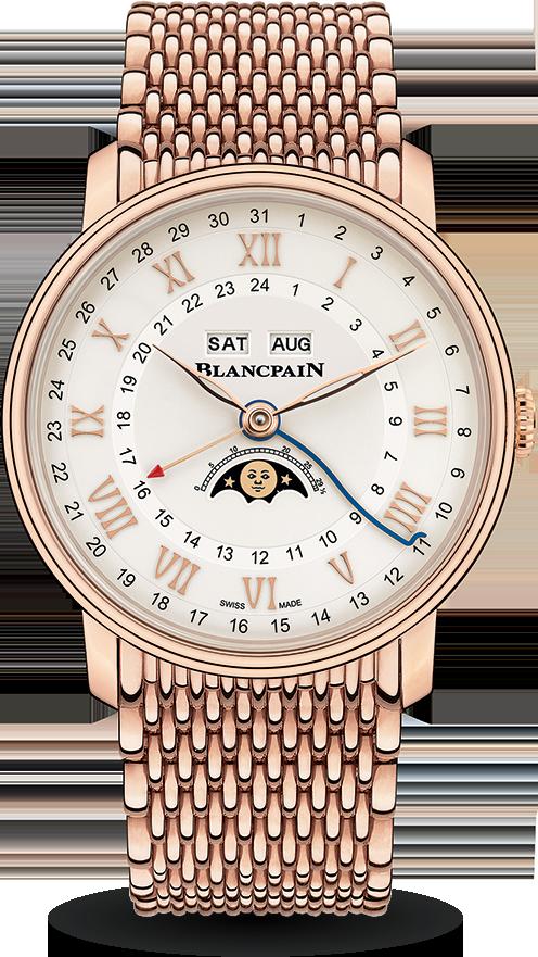 Blancpain-Villeret-Quantième-Complet-Phases-de-Lune-Hall-of-Time-6676-3642-MMB