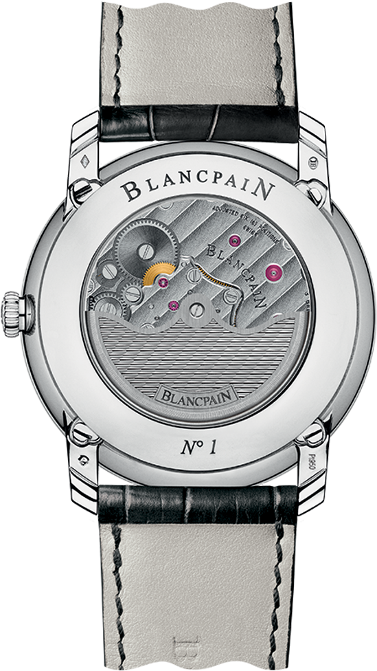 Blancpain-Villeret-Quantième-Perpétuel-8-Jours-Hall-of-Time-6659-3431-55B*