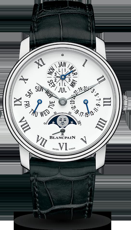 Blancpain-Villeret-Quantième-Perpétuel-8-Jours-Hall-of-Time-6659-3431-55B