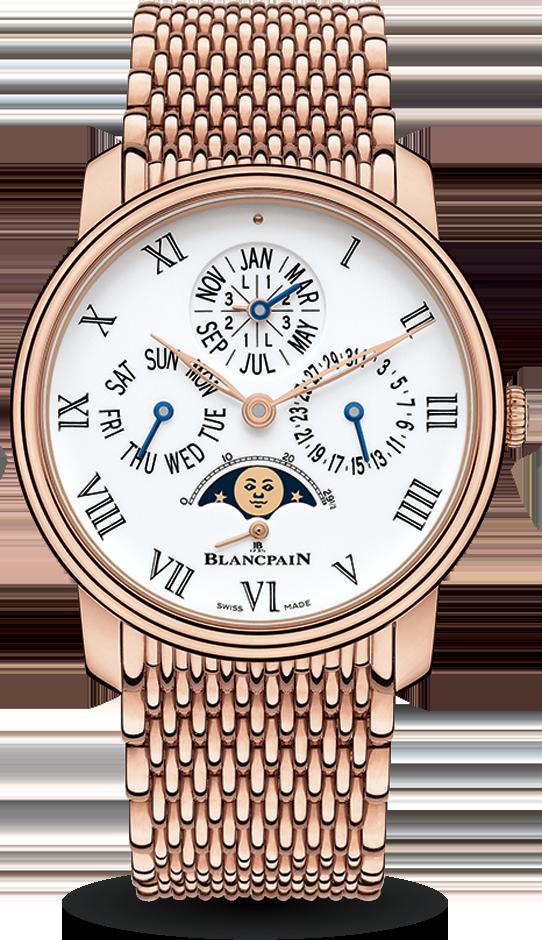 Blancpain-Villeret-Quantième-Perpétuel-8-Jours-Hall-of-Time-6659-3631-MMB
