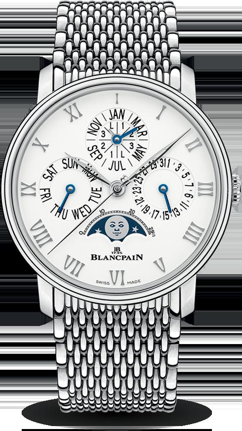 Blancpain-Villeret-Quantième-Perpétuel-Phases-de-Lune-Hall-of-Time-6656-1127-MMB
