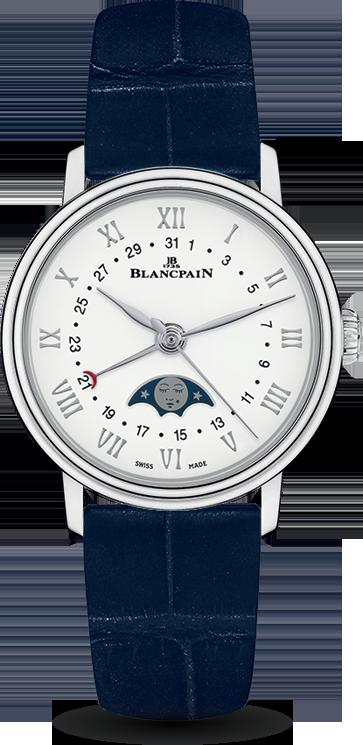 Blancpain-Villeret-Quantième-Phase-de-Lune-Hall-of-Time-6106-1127-55A