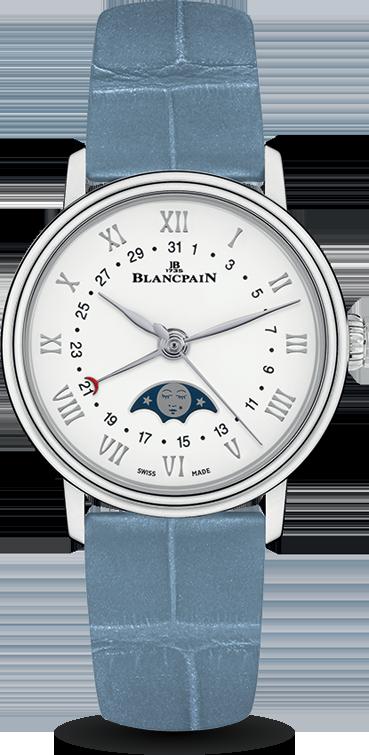 Blancpain-Villeret-Quantième-Phase-de-Lune-Hall-of-Time-6106-1127-95A