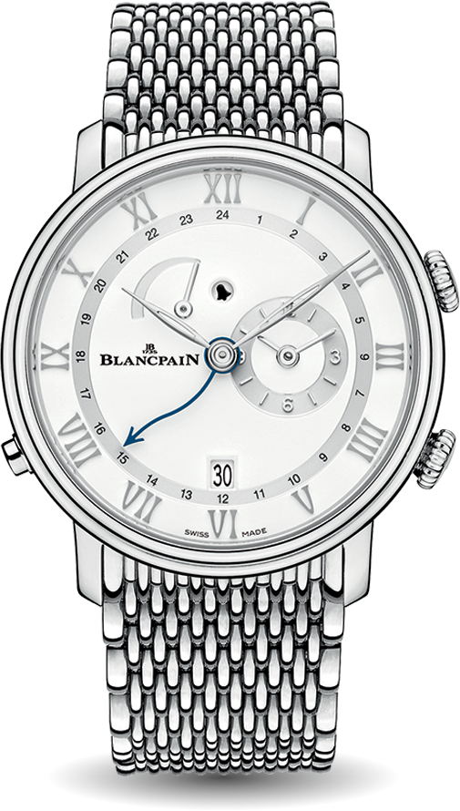 Blancpain-Villeret-Réveil-GMT-Hall-of-Time-6640-1127-MMB