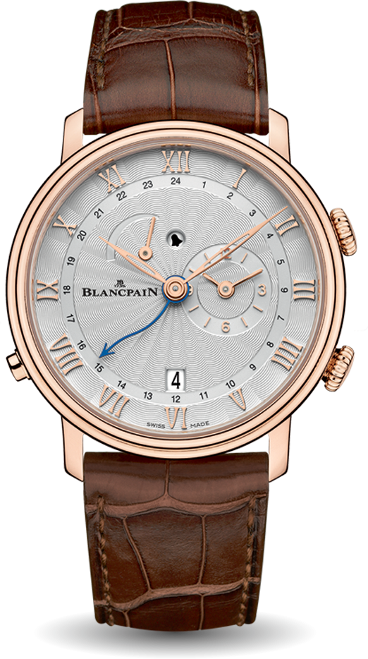 Blancpain-Villeret-Réveil-GMT-Hall-of-Time-6640-3642-55B