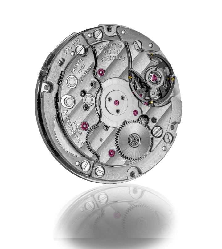 Blancpain-Villeret-Ultraplate-Dame-Hall-of-Time-Cal.913