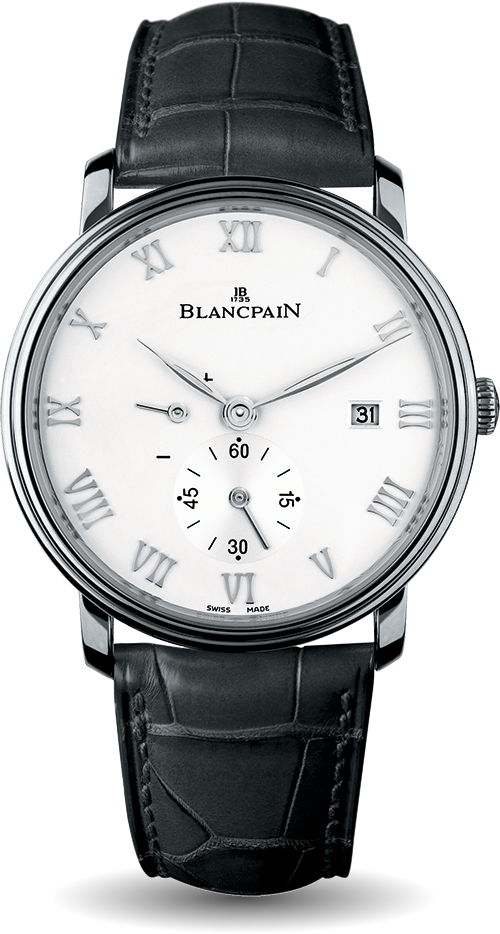 Blancpain-Villeret-Ultraplate-Homme-Hall-of-Time-6606-1127-55B