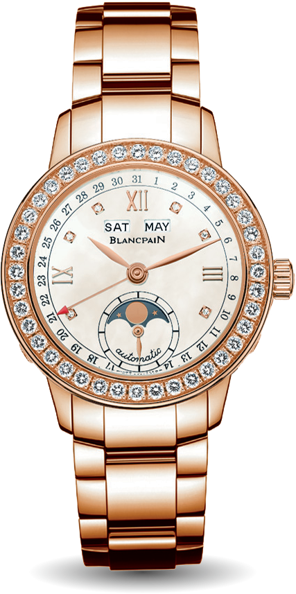 Blancpain-Women-Quantième-Complet-Hall-of-Time-2360-2991A-76A