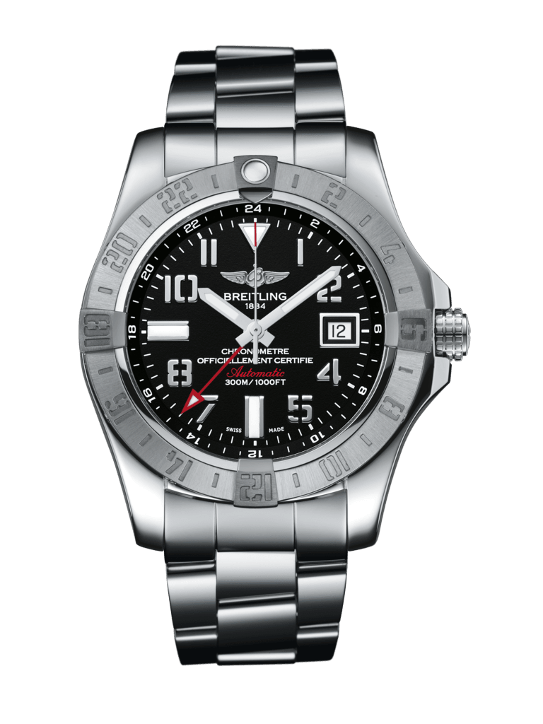 Breitling-Avenger-Avenger-II-GMT-Hall-of-Time-A3239011-BC34-170A