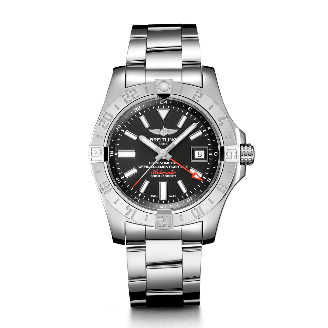 Breitling-Avenger-Avenger-II-GMT-Hall-of-Time-A32390111B1A1