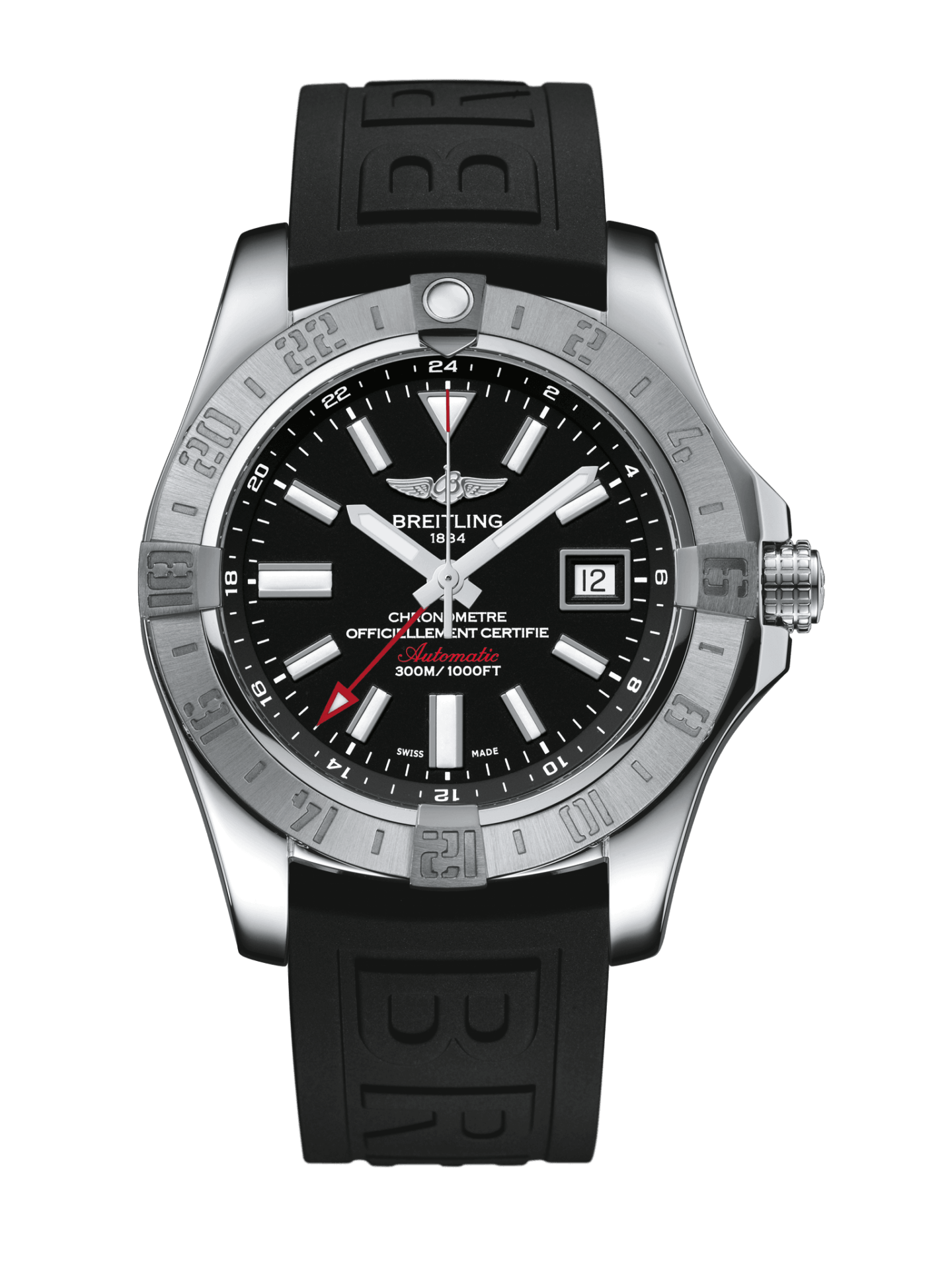 Breitling-Avenger-Avenger-II-GMT-Hall-of-Time-A32390111B1S2