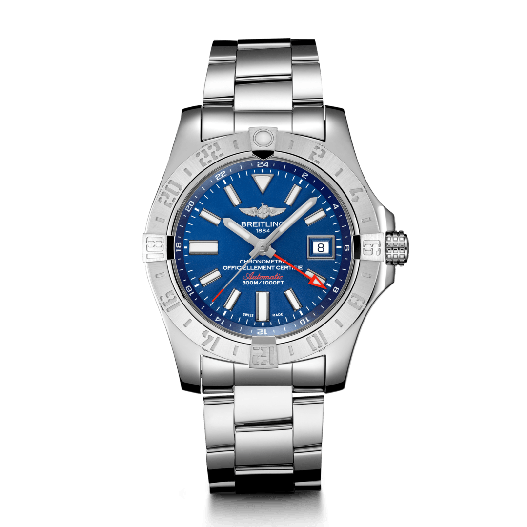 Breitling-Avenger-Avenger-II-GMT-Hall-of-Time-A32390111C1A1