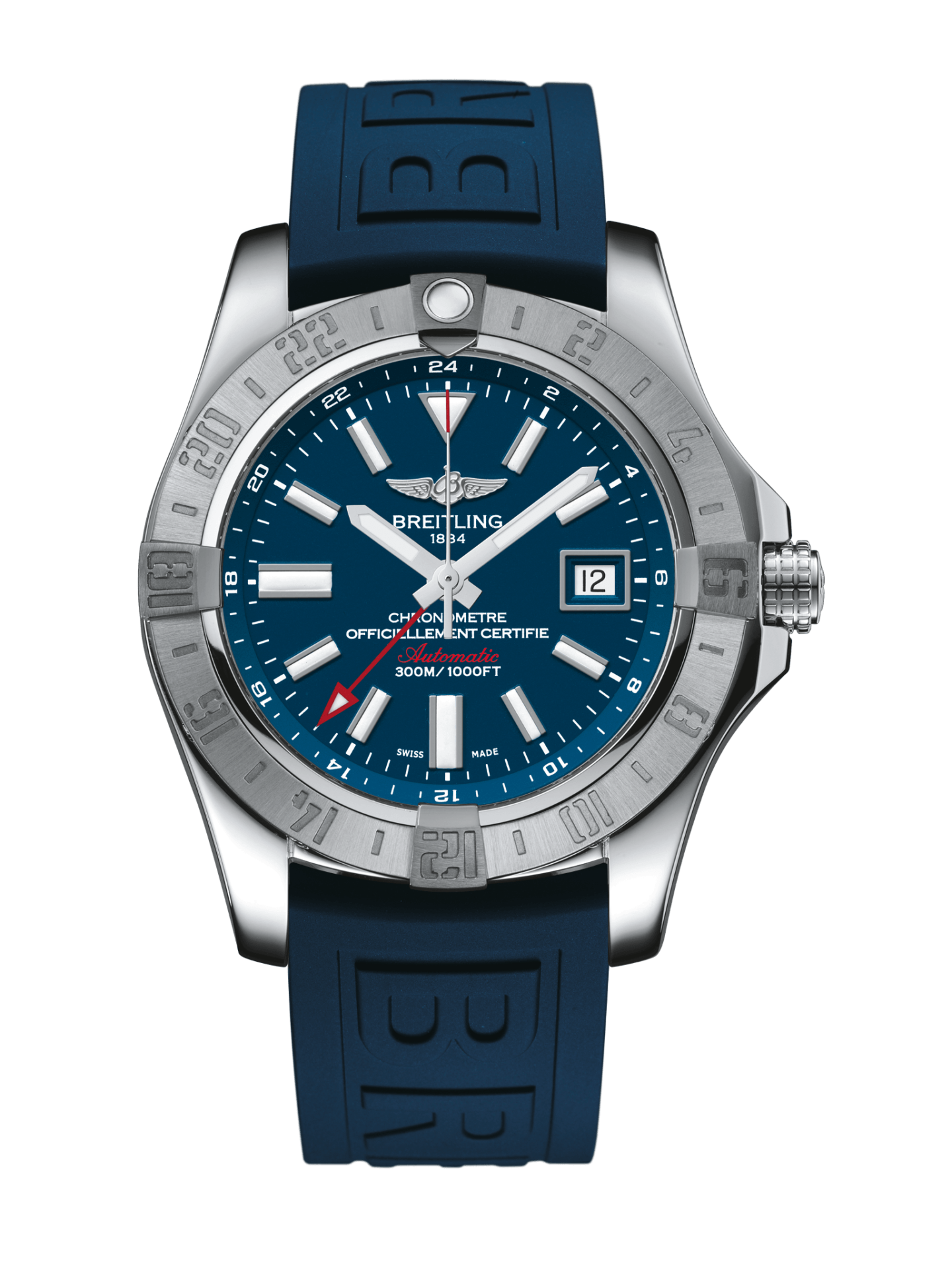 Breitling-Avenger-Avenger-II-GMT-Hall-of-Time-A32390111C1S2