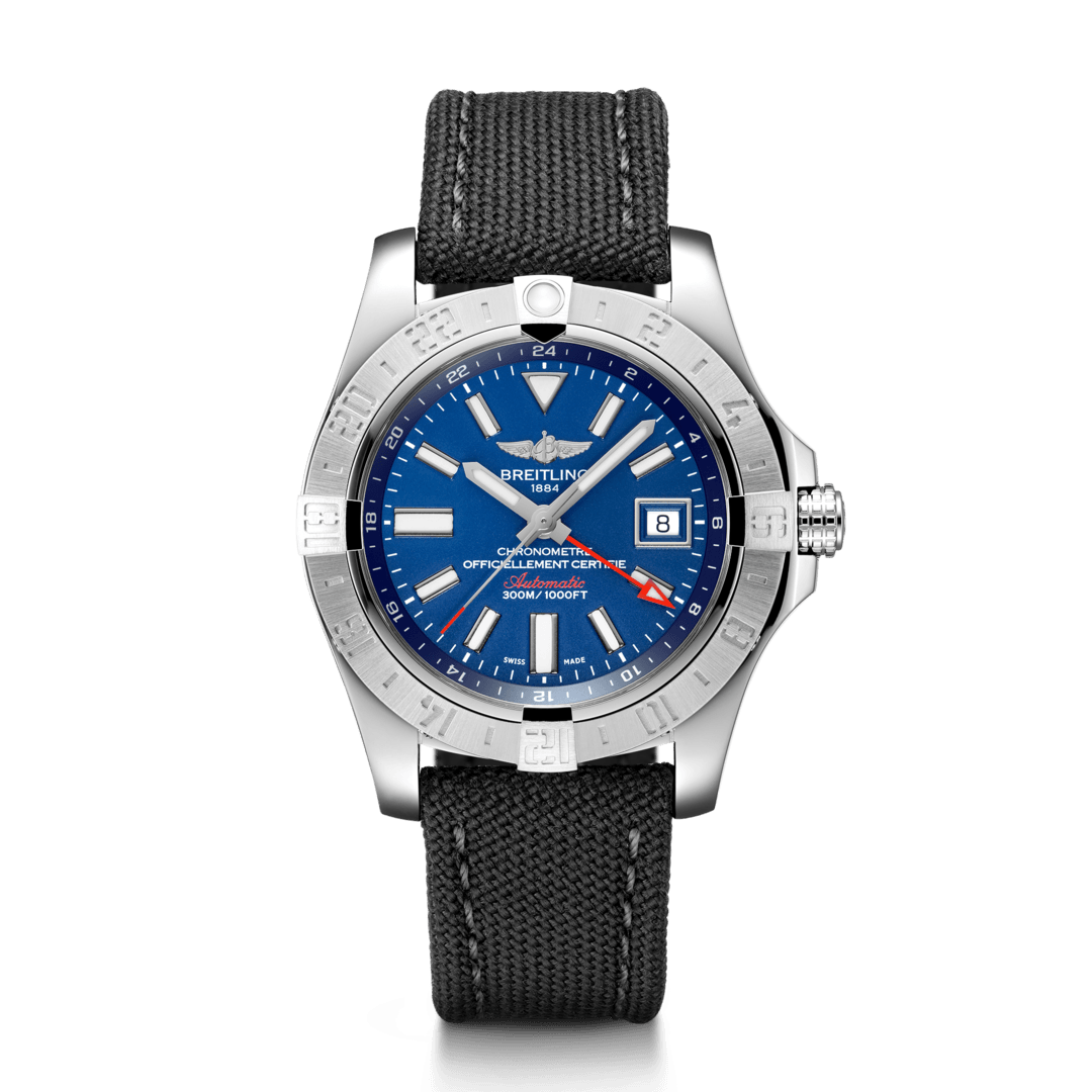 Breitling-Avenger-Avenger-II-GMT-Hall-of-Time-A32390111C1W1