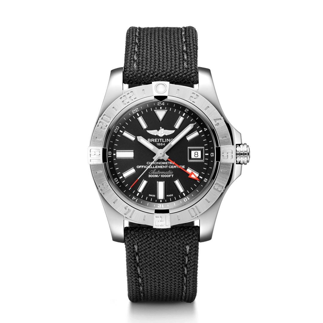 Breitling-Avenger-Avenger-II-GMT-Hall-of-Time-A3239011:BC34:109W:A20BA.1