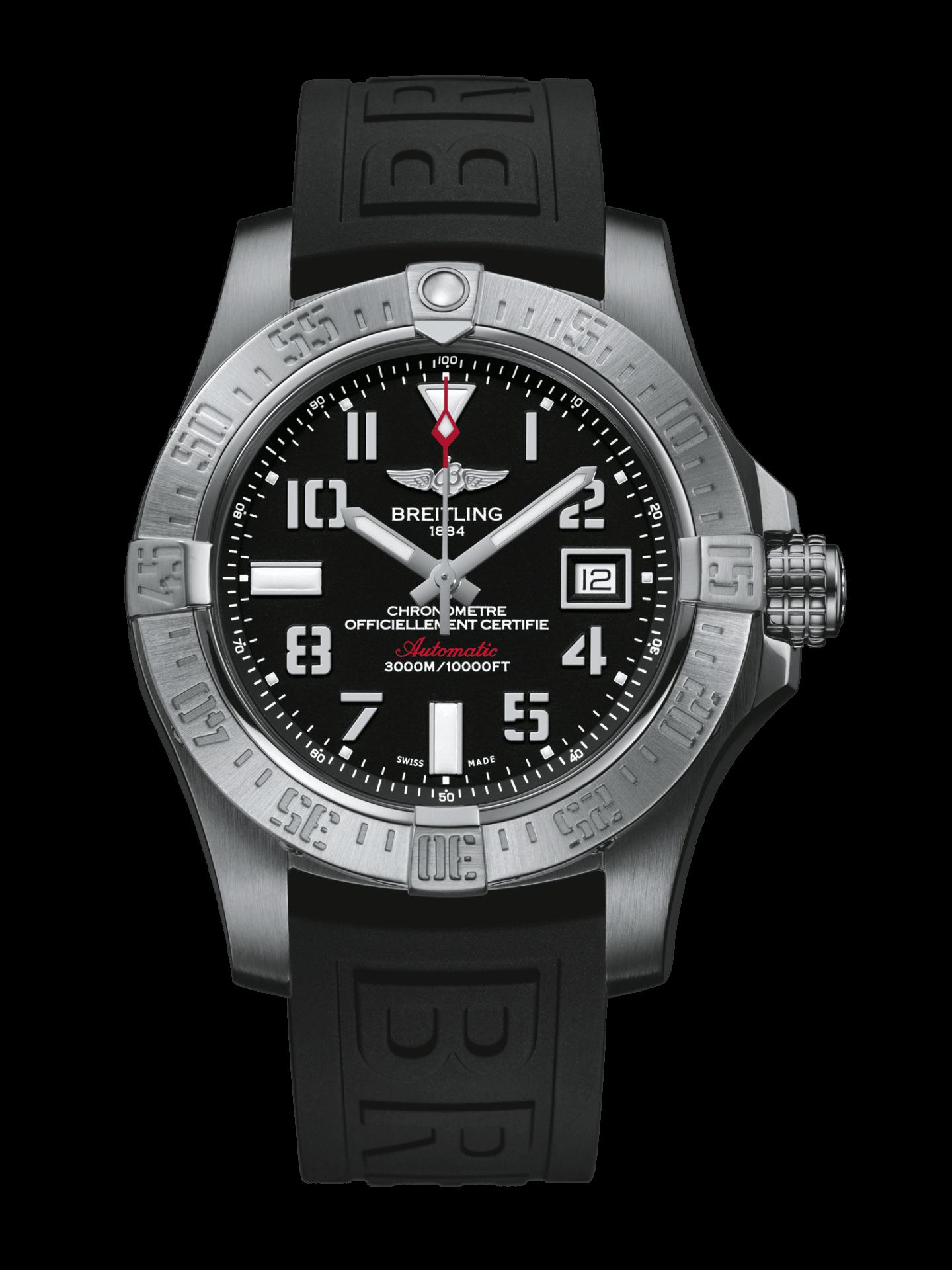 Breitling-Avenger-Avenger-II-Seawolf-Hall-of-Time-A17331101B1S2
