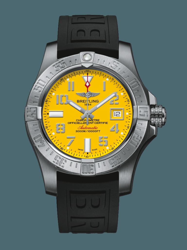 Breitling-Avenger-Avenger-II-Seawolf-Hall-of-Time-A17331101I1S2