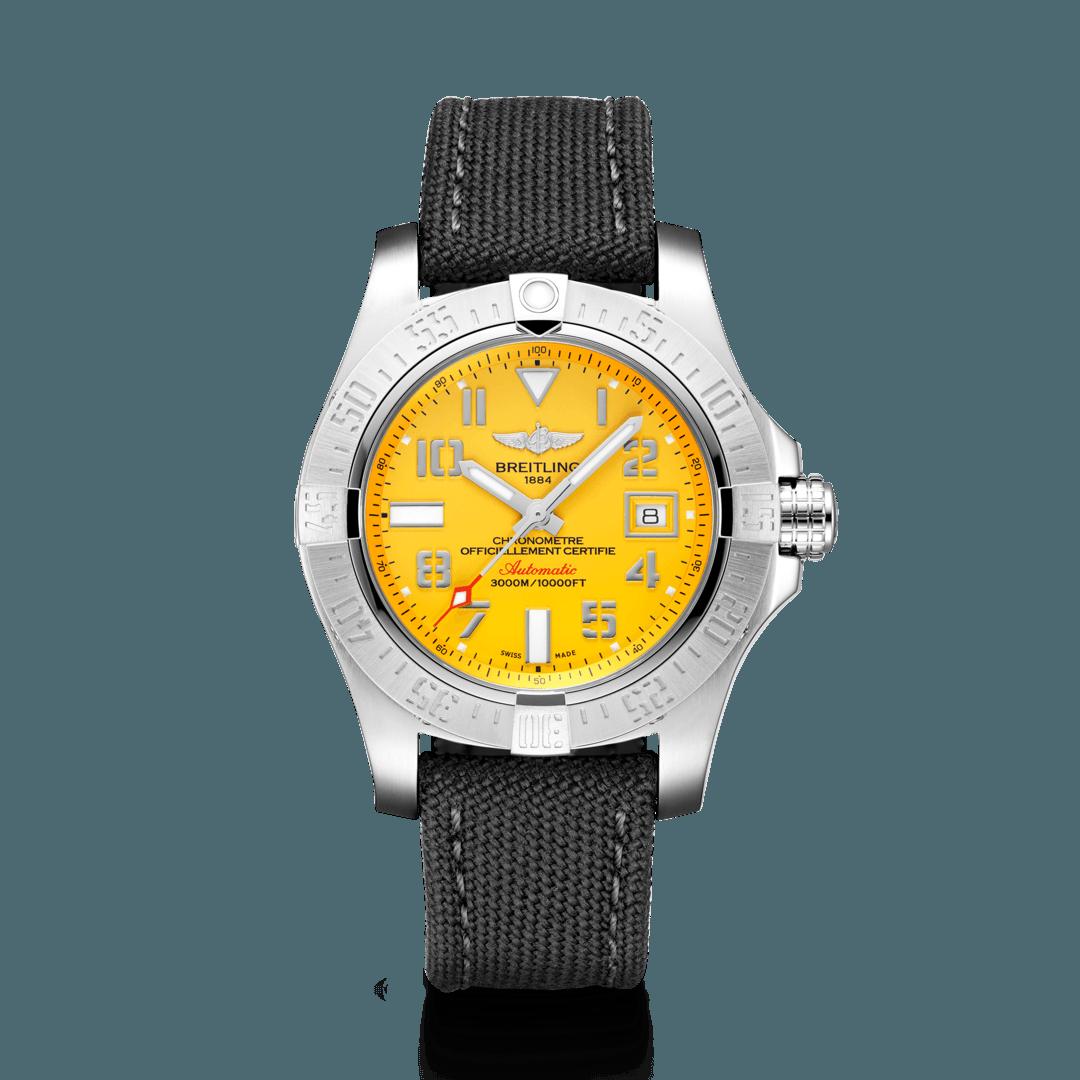 Breitling-Avenger-Avenger-II-Seawolf-Hall-of-Time-A17331101I1W1